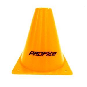 Proflite Training Agility Cones - 6 inch Orange
