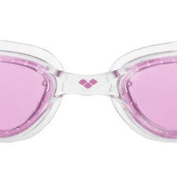 Arena Cruiser Soft Junior series training swimming goggles fuchsia - clear