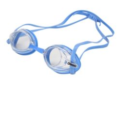 Arena Drive 3 series training swimming goggles denim - clear