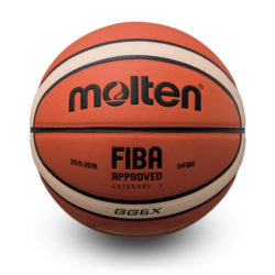 Molten X-Series GG6X Composite Basketball FIBA Approved Size 6