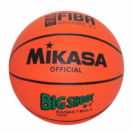 "Mikasa 1150 FIBA basketball size 29.5"""
