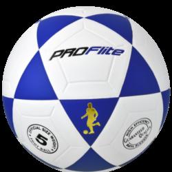 Proflite FBL Soccer Ball Size 5 Blue White