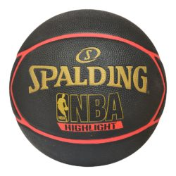 Spalding Highlight Red basketball Rubber size 29.5""