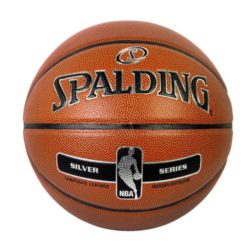Spalding NBA Silver series in out composite Basketball size 29.5""