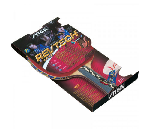 Stiga Revtech Table Tennis Racket