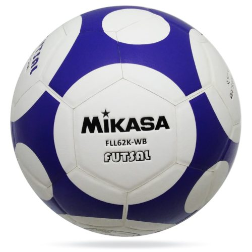 Mikasa FLL62K FIFA Futsal Official Size and Weight Blue