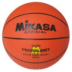 "Mikasa 1000 Premium Rubber Basketball Size 29.5"""