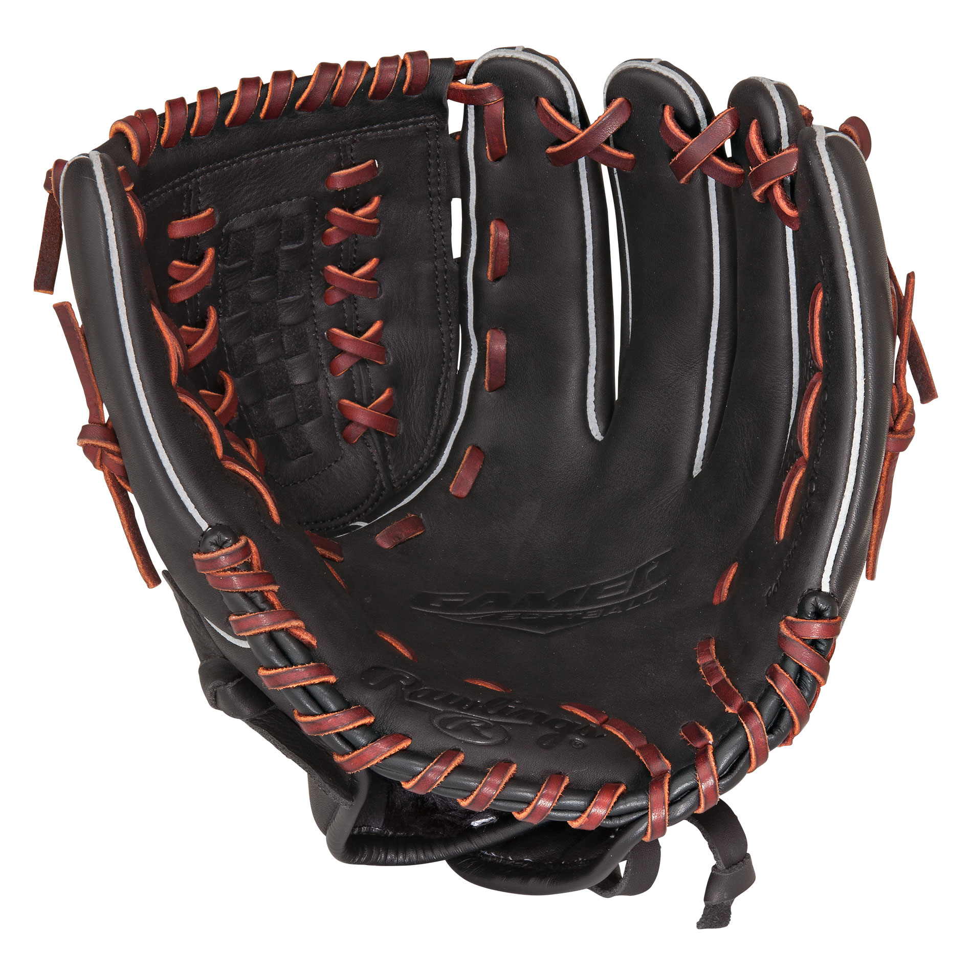 "Rawlings GSB125FS-3//0 Gamer 12.5/""//Finger Shift Pitcher//Outfield Glove"