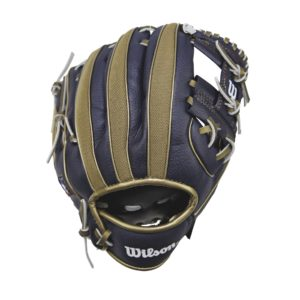 Wilson A200 Milwaukee Brewers Baseball Gloves 10 Inches RHT