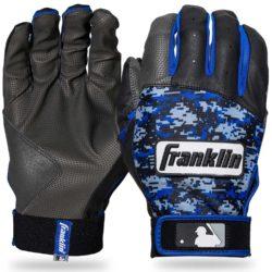 Franklin Sports Adult MLB Digitek Batting Gloves Adult
