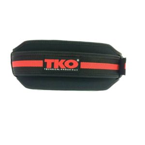 TKO Nylon Weightlifting Belt XLarge 6 Inches