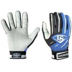 Louisville Slugger Adult Series 5 Pro Batting Gloves Royal