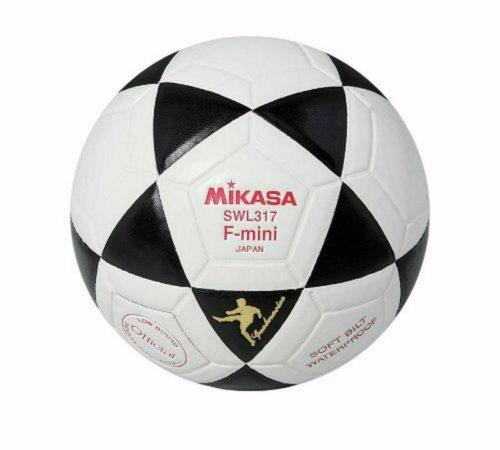Mikasa SWL317 Series Indoor Mini Soccer Ball Futbolito
