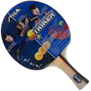 Stiga Striker 1 Star Table Tennis Racket