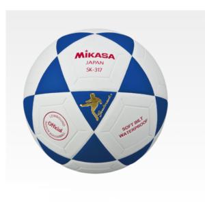 Mikasa SK-317 Indoor Soccer Ball Blue