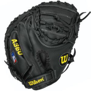 Wilson A360 Catchers Mitt 31.5 Inches RHT
