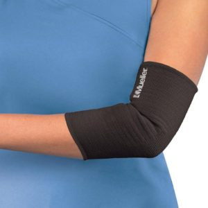 MUELLER Elastic Elbow Support XL BLACK
