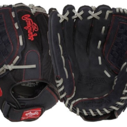 Rawlings Renegade Infield Softball Glove Adult 12 inches LHT