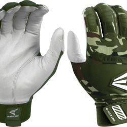 Easton Adult Batting Gloves Walk-Off Army Cam
