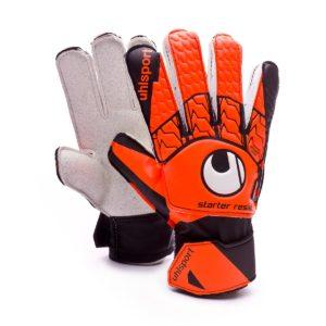 Uhlsport Starter Resist Goalkeeper Gloves Size 6