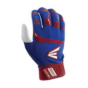 Easton Batting Gloves Walk-Off Royal/Red