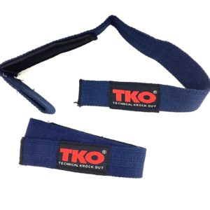 TKO Lifting Straps Navy