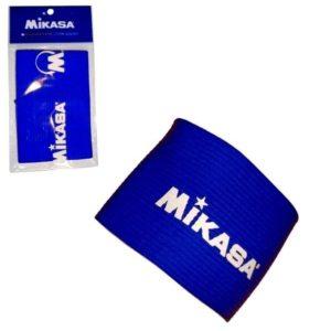 Mikasa Sports Soccer Captain Arm Bands – Adult Royal