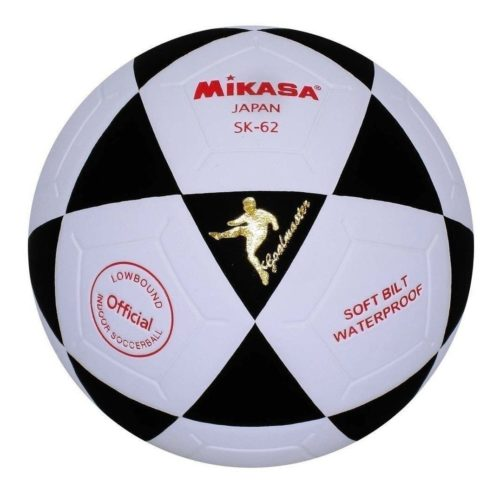 Mikasa SK-62 FIFA futsal official size and weight white black