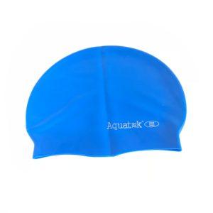 Aquatek silicon adult swim cap