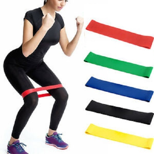 Heavy Duty Resistance Loop Exercise Bands Unit