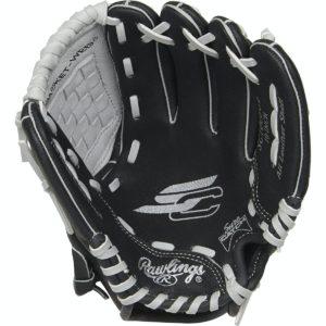 Rawlings SC105BGB Sure Catch Baseball Glove Youth 10.5 Inches RHT