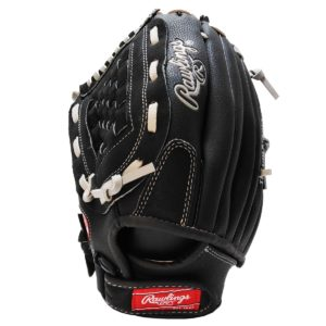 Rawlings RSB Softball Infield/Pitchers Glove Adult 12 Inches LHT (Glove goes in right hand)