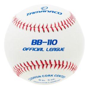 Tamanaco BB110 Official League Baseball Size 9 Inches 1 Dozen