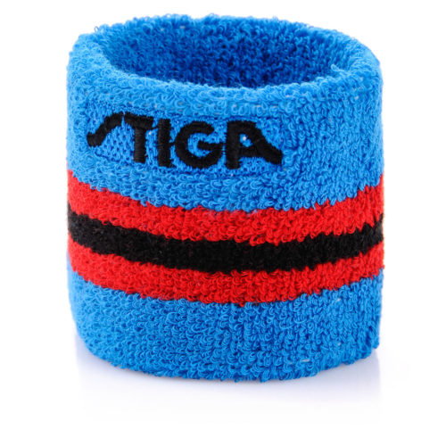 Stiga Table Tennis Line Wristband One Size