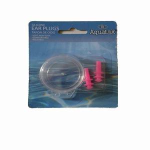 Aquatek Earplugs Assorted colored