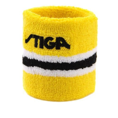 Stiga Table Tennis Line Wristband One Size