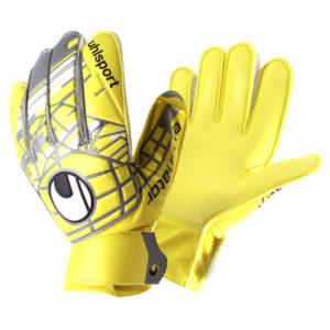 Uhlsport starter soft youth goalkeepers gloves size 6