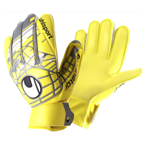 Uhlsport starter soft youth goalkeepers gloves size 6