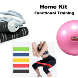 Functional Fitness Aerobics Yoga Pilates Training Home Kit