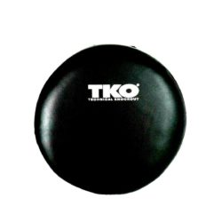 TKO Punching Mitts Boxing Pads Black Pair