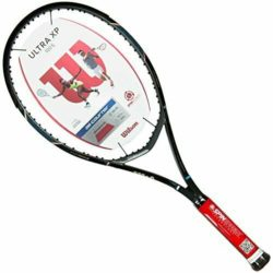 """Wilson ULTRA XP 100 S Tennis Racket 4 3/8"""" - Unstrung"""