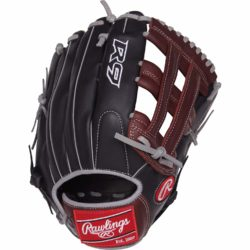 Rawlings R9 Series Outfield Baseball Glove Adult 12.75 Inches Right Hand Throw
