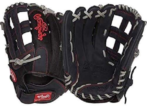 Rawlings Renegade Softball Glove Adult 13 Inches LHT (Left Handed Thrower)