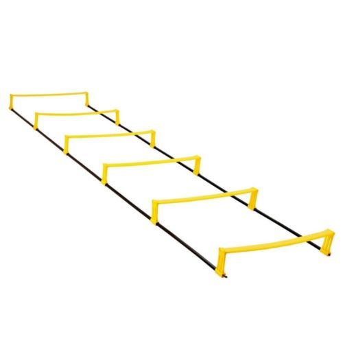 Weston Agility Ladder with Obstacles Soccer Fitness Exercise Training With Portable Carrying Bag