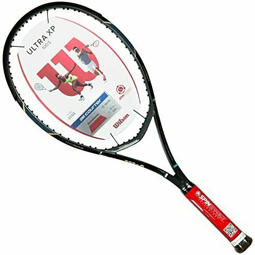 "Wilson ULTRA XP 100 S Tennis Racket 4 1/4"" - Unstrung"