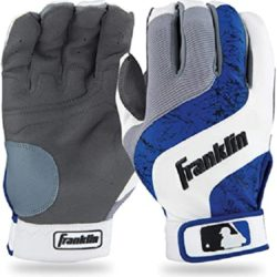 Franklin Sports MLB Youth Shok-Wave Batting Gloves