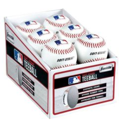 Franklin MLB Soft-Strike PDQ T-Ball 12 Pack