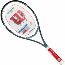 """Wilson Ultra Xp 100LS 4 3/8"""" Unstrung Tennis Racquet"""