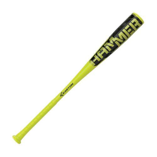"""Easton Hammer Baseball USA One-Piece Aluminum Bat 2 5/8 (-8) Size 29""""/21onz"""