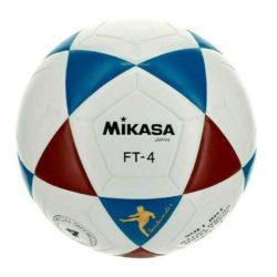 Mikasa FT4 Goal Master Soccer Ball Size 4 Blue-Red